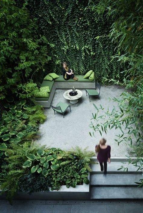 22 shady and fresh gardens to urban jungle ideas house