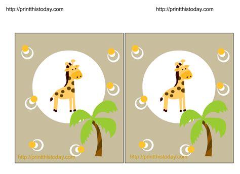 free printable jungle stationary free printable jungle baby shower invitations