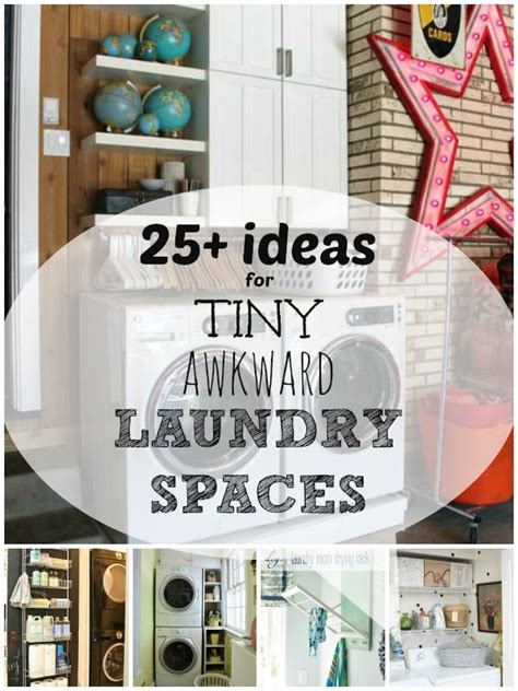 Laundry Hers For Small Spaces Best 25 Small Laundry Space Ideas On Small Laundry Area Small Laundry And Laundry