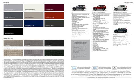 2018 cr v exterior colors 2017 honda cr v exterior colors cars review