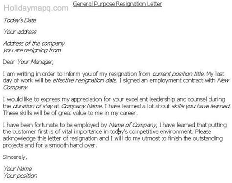 Dos And Don Ts Of Cover Letters by Resignation Letter Format Holidaymapq