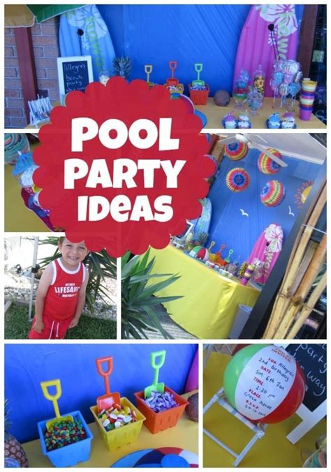 fun summer party ideas summer birthday party ideas this would be great for a