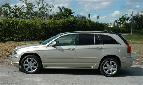 2006 Chrysler Pacifica Limited by 2006 Chrysler Pacifica Limited Awd Chrysler Colors