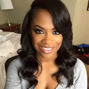 kandis curly bob hairstyle on rhoa 1064 best images about top sistas pins on pinterest