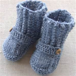 Baby booties knitting pattern quotes