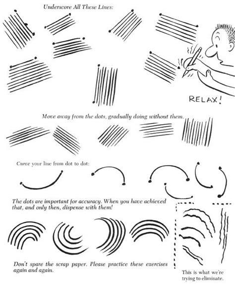 Drawing Exercises by 25 Beste Idee 235 N Drawing Exercises Op