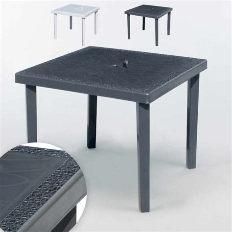offerte tavoli da esterno offerta 12 tavoli da esterno bar quadrati 90x90 gruvyer