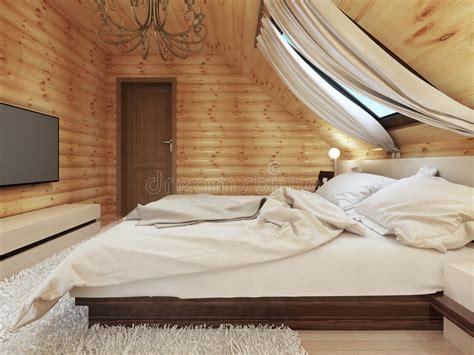 da letto lussuosa da letto lussuosa nello stile moderno con una