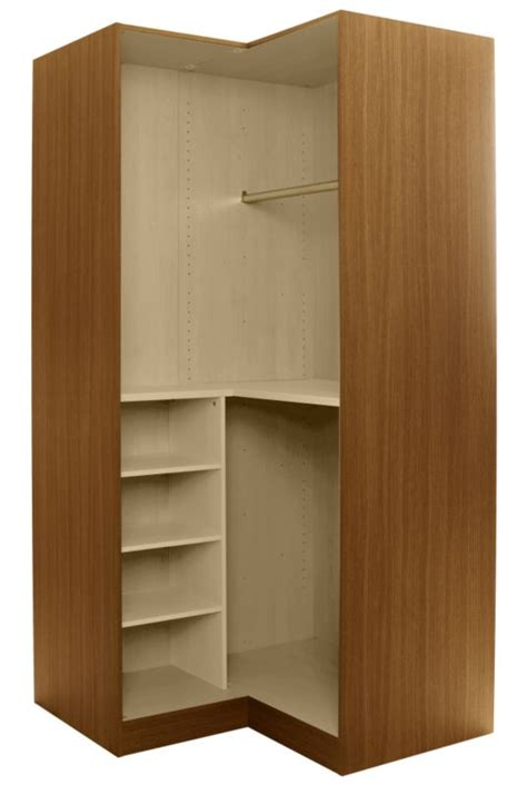 Corner Armoire Closet by Diy Closet Corner Unit Best Ideas Advices For Closet