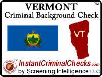 Vermont Background Check Vermont Criminal Background Checks For Pre Employment