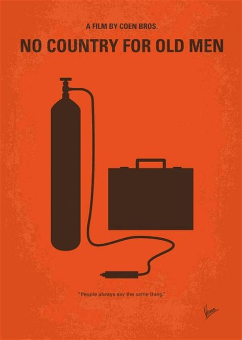 no country for old men minimalist poster by chris3290 on minimalist movie posters by chung kong the coolector