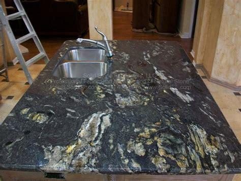 Fabricating Granite Countertops by Granite Countertop Pictures Dallas Fort Worth