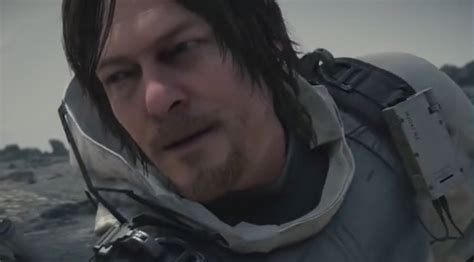 black mirror kojima norman reedus reveals themes behind hideo kojima s death