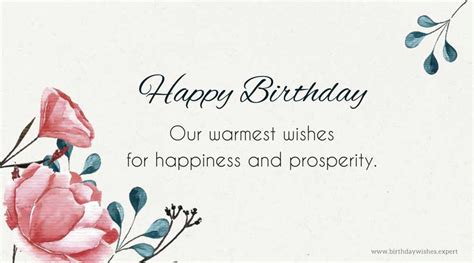 client birthday card template birthday wishes for your clients to show them you care