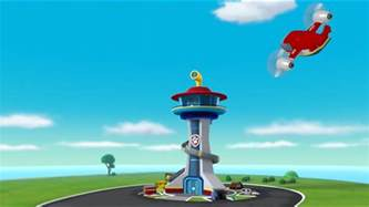 image paw patrol air pups lookout air patroller png paw patrol wiki fandom powered