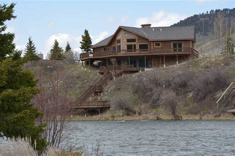 the river house the river house madison river vacation cabin