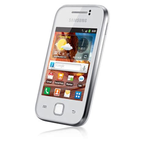 Hp Samsung Android Gt S5360 samsung galaxy y gt s5360 blanc mobile smartphone samsung sur ldlc