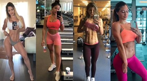 hot female fitness instagram the 30 hottest female fitness influencers on instagram in