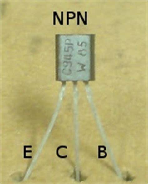 contoh transistor jenis npn kumpulan informasi segala lini menentukan kaki dan jenis transistor dengan multitester digital