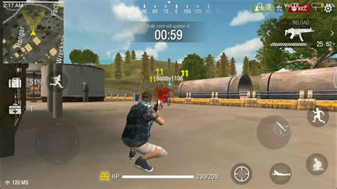 fire battleground android multiplayer  fps game