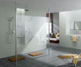 showers for modern bathrooms