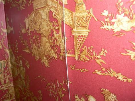 wallpaper edge repair how to repair split wallpaper seams paint talk