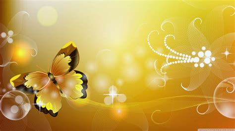 black wallpaper with yellow butterflies yellow butterfly wallpaper beautiful desktop wallpapers 2014