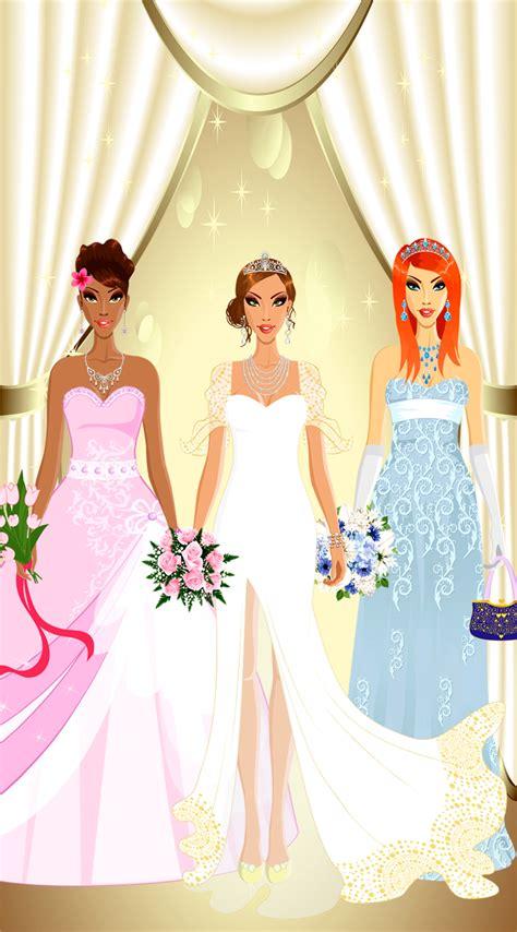 design games wedding dress wedding dress up games