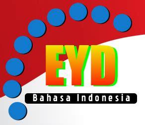 indonesia bahasaku eyd terbaru permendiknas 46 2009 pedoman ejaan bahasa indonesia 2016