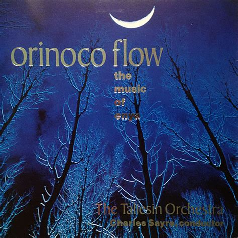 orinoco flow the taliesin orchestra orinoco flow the music of enya