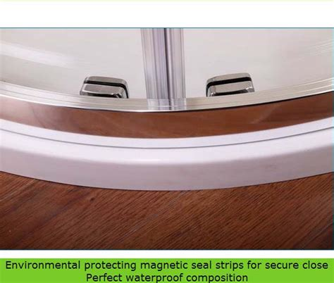 Quadrant Shower Door Seals Aica Bifold Pivot Sliding Quadrant Shower Door Room Glass Screen Cubicle