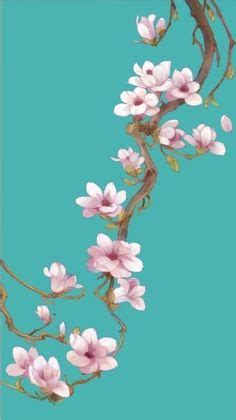 Acryl Malen Ideen 3385 by Cherry Blossoms With Butterflies Png Clipart