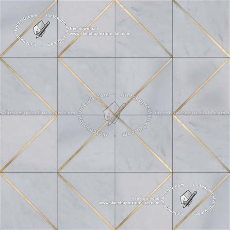 geometric pattern white marble floor tile texture seamless 19335