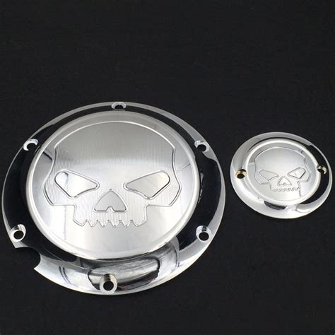 Derby Timer Cover Nightster Skull aftermarket skull engine derby timer cover for for harley davidson xl1200c sportster 883 xl