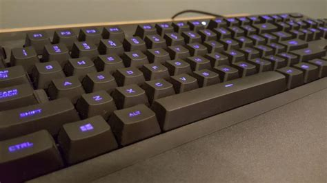 Keyboard Logitech G213 Prodigy logitech g213 prodigy review an ambitious keyboard that s oversized and overpriced pcworld