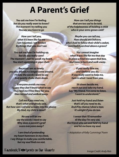 comforting poems for grieving parents 51 best images about loss grief quotes on pinterest