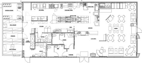 layout of kfc 28 kfc floor plan kfc floor plan submited images