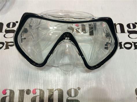 Alat Snorkling Kacamata Snorkling Diving Kode C jual kacamata selam snorkling merk elscuba sarang shop