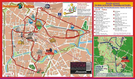 map sightseeing sightseeing map