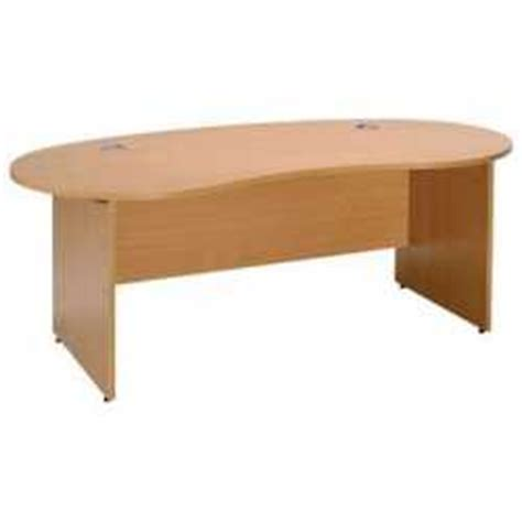 kidney shaped office desk kidney shaped office desks curved desks for any office