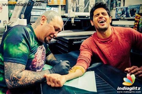sidharth malhotra tattoo on neck ek villain ek villain sidharth malhotra tattoo www imgkid com the