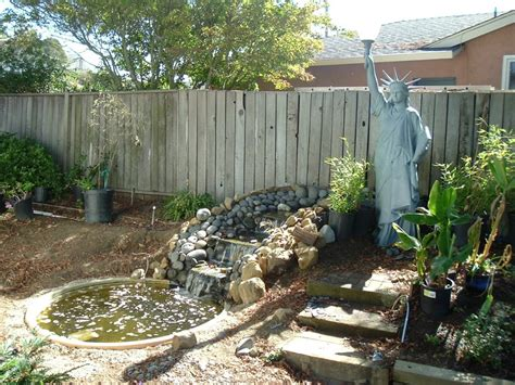 fountain for backyard backyard fountain pictures and ideas
