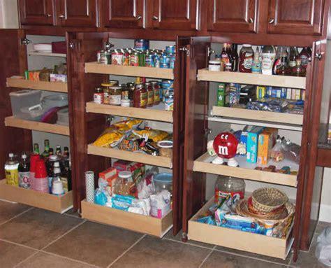 Pantry Storage Shelf kitchen pantry cabinet pull out shelf storage sliding shelves