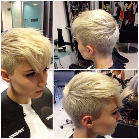 short haircuts to cut yourself pixie faux hawk chop chop pinterest pixie faux hawk