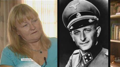 eichmann y el holocausto la candidata carmen lindemann quiere ser intendenta y justifica el holocausto eltrece
