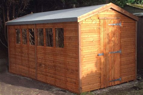 Shed Roofing Felt Suppliers by Custom Sized Sheds Garden Sheds Built To Order Beast Sheds