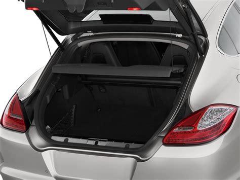 Image Gallery 2013 Porsche Trunk