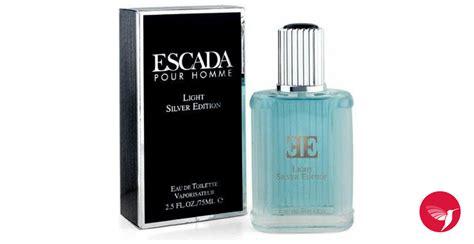 Parfum Silver Light escada pour homme light silver edition escada cologne un