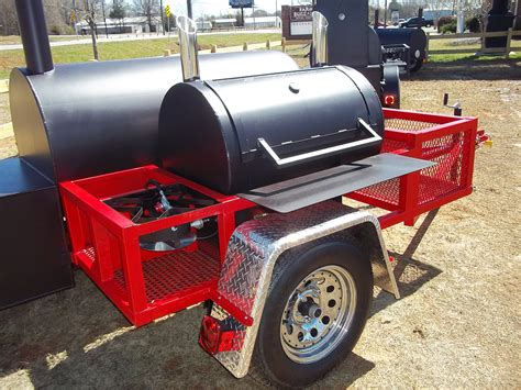 smokers custom pits fabrication