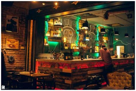 revolutionary design idea spectacular steampunk pub